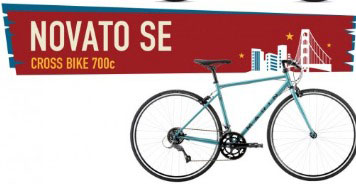 MARINBIKES マリンバイク 2019年モデル NOVATO SE