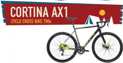 MARINBIKES マリンバイク 2019年モデル CORTINA AX1