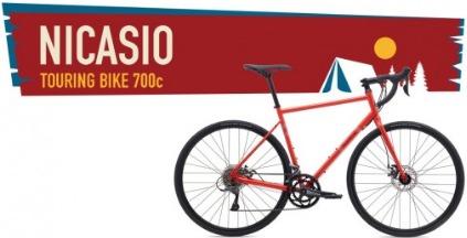 MARINBIKES マリンバイク 2019年モデル NICASIO