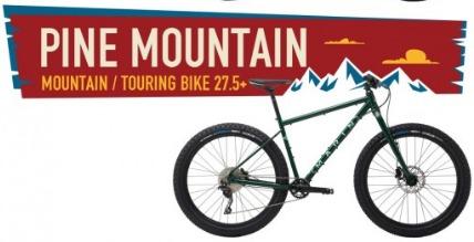 MARINBIKES マリンバイク 2019年モデル PINE MOUNTAIN