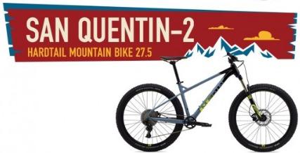 MARINBIKES マリンバイク 2019年モデル SAN QUENRTIN 2