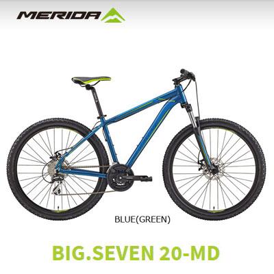 2019年モデル ロードバイク メリダ MERIDA BIG.SEVEN 20-MD