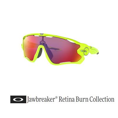 オークリ サングラス JAWBREAKER Retina Burn Collection OO9290-2631