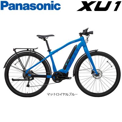 XU1(エックスユー1) 2018モデル BE-EXU44 パナソニック電動アシストクロスバイク