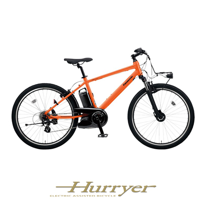 パナソニック ハリヤ 2019モデル 電動自転車 自転車 電動アシスト自転車 HURRYER