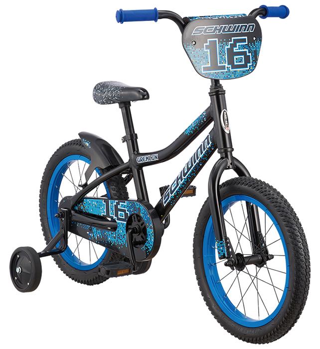 SCHWINN シュウィン 2018年モデル GREMLIN グレムリン 16インチ 幼児用自転車