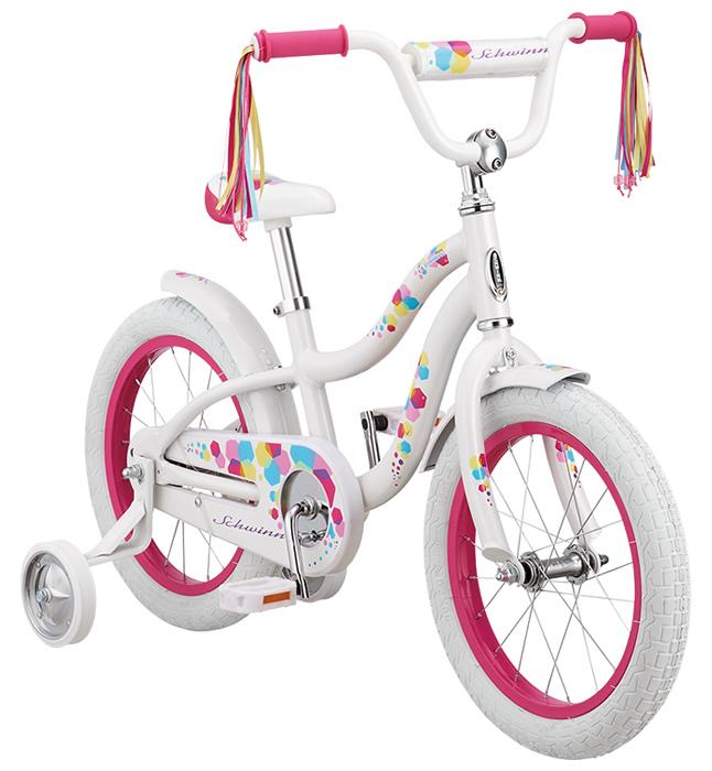 SCHWINN シュウィン 2018 LIL STARDUST リトル スターダスト 16 GIRL'S キッズバイク