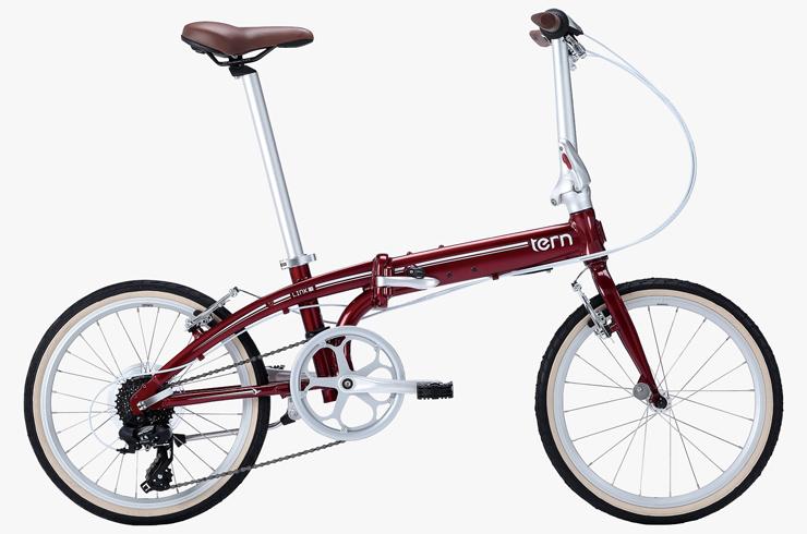 2018年モデル tern ターン Link C8 リンク C8 折り畳み 自転車