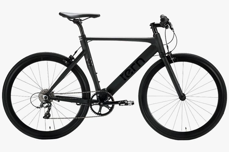 TERN ターン RIP リップ 2018モデル スピード クロスバイク Matte Black Matte Sand Silver
