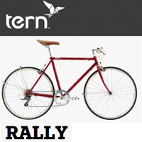 【20%OFF】自転車 クロスバイク ターン tern RALLY ラリー 自転車 街乗り