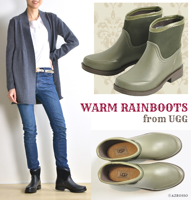 9108bc529a0 A goes wrong, and in boots short lady's regular article UGG Australia  Paxton Paxton black black olive khaki boots waterproofing brand imports