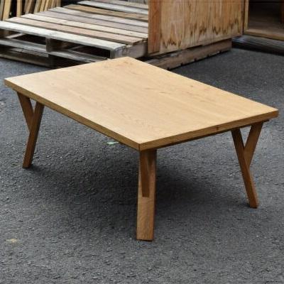 JaGG ヴィンテージテイストこたつ 120×70 長方形 こたつテーブル オーク木材 お家のソファテーブルとしても ダークナチュラル 国産品 奥行き70cmのシャープなデザイン 人気商品 ローテーブルにも 大きめ