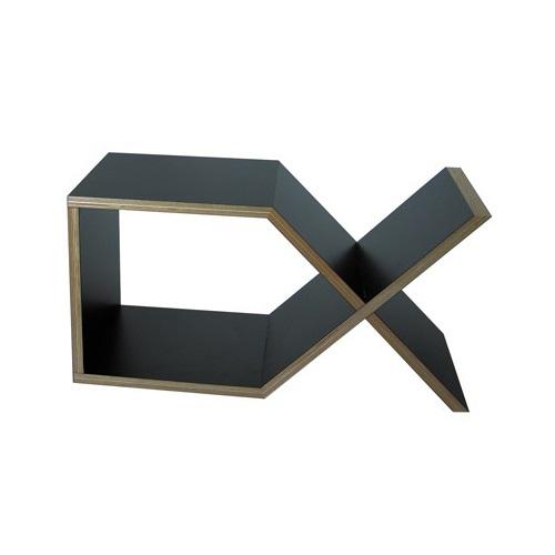 コンパクト収納ボックス 幾何学 可愛い 印象的なシルエット 縦にも横にも使える 積み上げられる