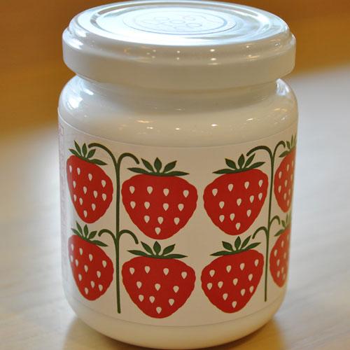 【送料込み】能登いちごジャム(140g)×12個セット!! 希少な「赤崎いちご」を使った酸味と甘い香りがじゅわっとあふれるジャム♪♪