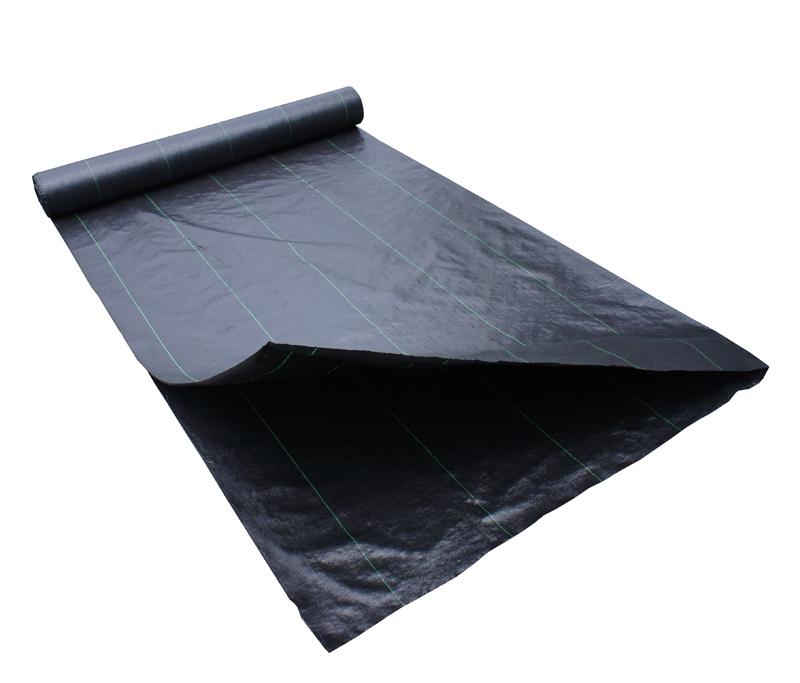 ダブル折り オリジナル国産防草シート 全幅200cm×長さ50m
