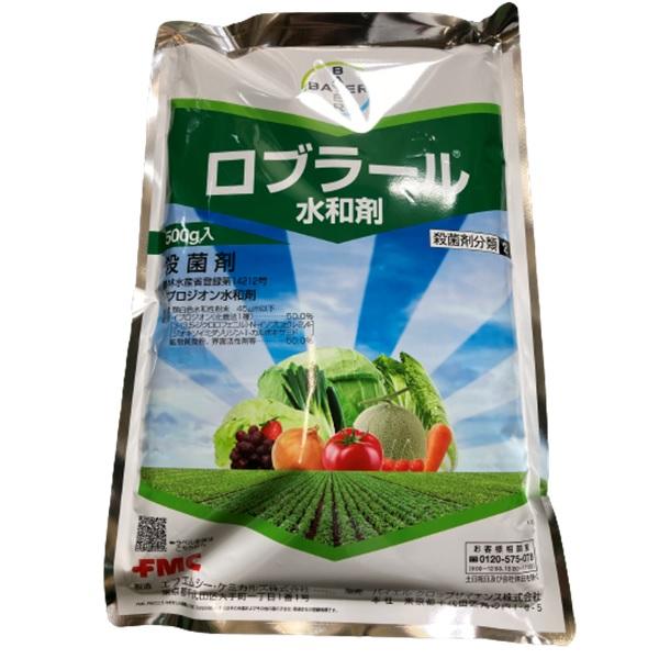 大決算セール 供え ロブラール水和剤 500g