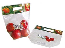 カラースタンドパックトマト 0.04mmX21.5cmX22cm+マチ5cmX2000枚