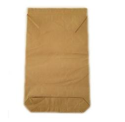 クラフト米袋(無地) 紐付き 5kg 250枚