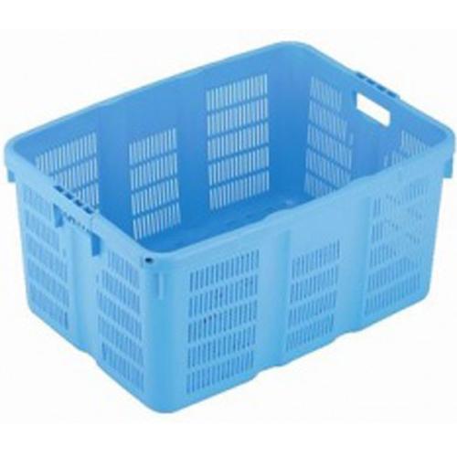 リスプラスケット 青 No.950 長さ758mm×幅510mm×高さ265mm 容量78L 5個セット