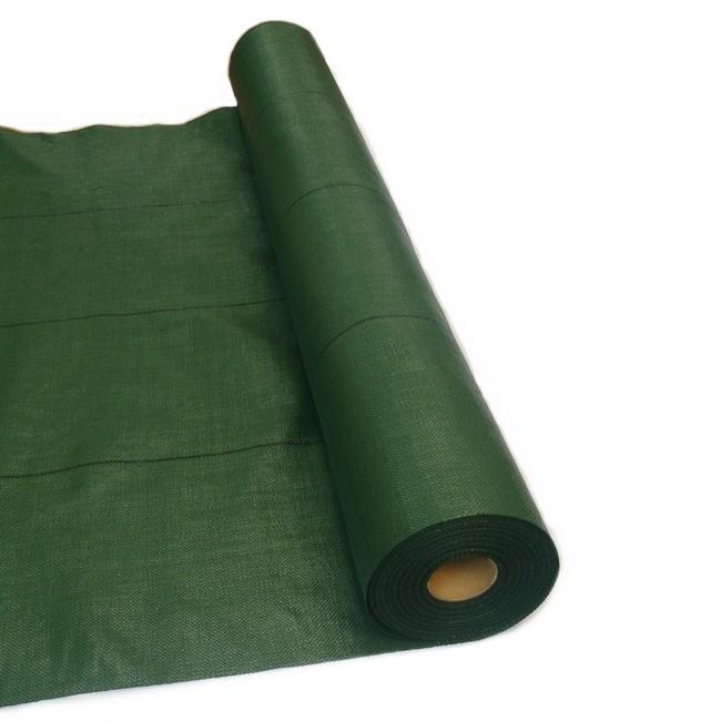 強力防草シート グリーン 幅1.8m×長さ50m
