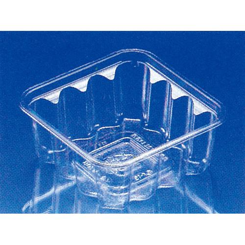 クリーンカップ四角 KG470BS 125mm×125mm×54mm 1500枚