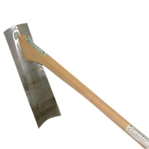 大正鍬ステンレス製 4尺長柄 海外 春の新作