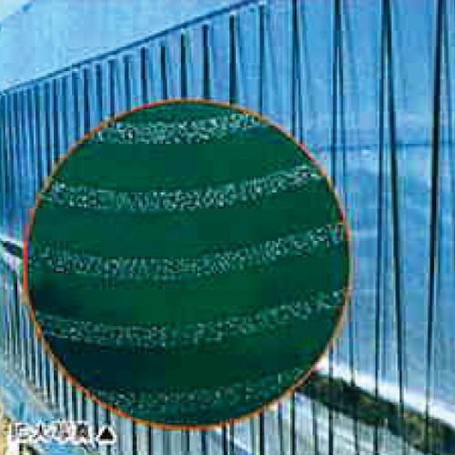 農ビ ラクール 長さ100m×厚さ0.075mm×幅185cm 防寒 保温資材 トンネル ビニールハウス、裾、サイドに適したビニールです。