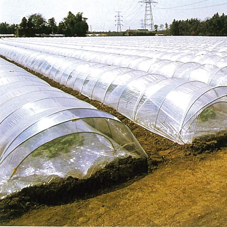農ビ ベタレス 長さ100m×厚さ0.075mm×幅185cm 防寒 保温資材 トンネル ビニールハウス、裾、サイドに適したビニールです。