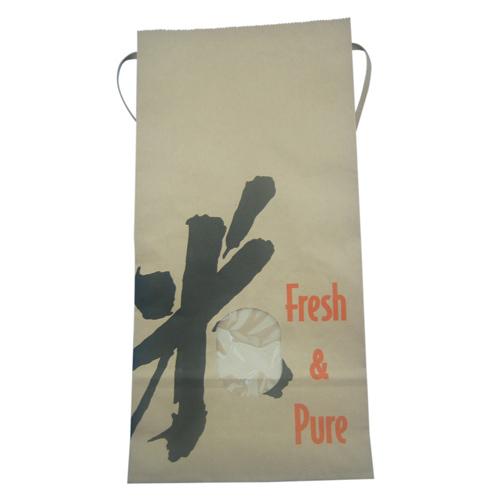 精米用紙袋 フレッシュピュア 3kg用 200枚