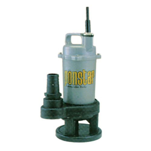 ポンスター 汚物用水中ポンプ PSK-540X 50HZ