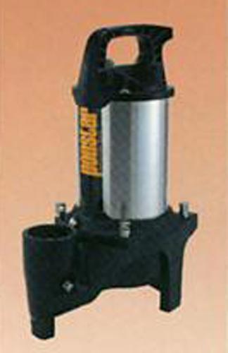 ポンスター 汚物用水中ポンプ PZ-550 50Hz