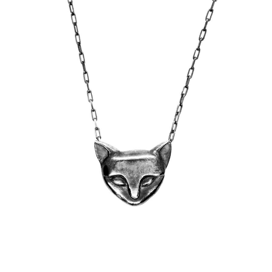 ソマリ 猫ネックレス ネコアクセサリー 誕生日 プレゼント 猫アクセサリー novel ノベル
