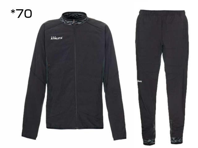 中綿ウォームシェルジャケット/パンツ REI-1080/REI-1082 サッカー フットサル メンズ レディース ウェア