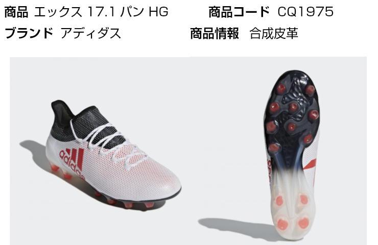 エックス17.1-ジャパンHG CQ1975