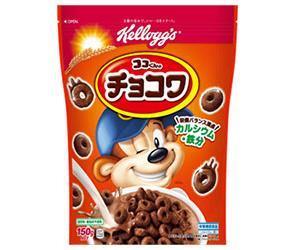 送料無料 ケロッグ ココくんのチョコワ 150g×6袋入 ※北海道・沖縄は別途送料が必要。