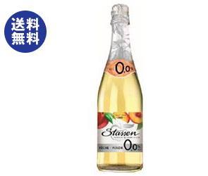 【送料無料】湘南貿易 シードルZERO ピーチ 750ml瓶×12本入 ※北海道・沖縄は別途送料が必要。