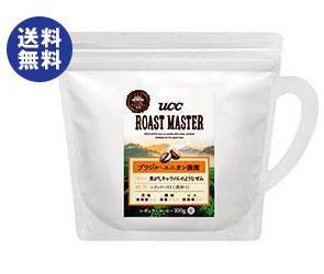 送料無料 【2ケースセット】UCC ROAST MASTER(ローストマスター) 豆 (カップ型) ブラジル・ユニオン農園 100g袋×12(6×2)袋入×(2ケース) ※北海道・沖縄は配送不可。