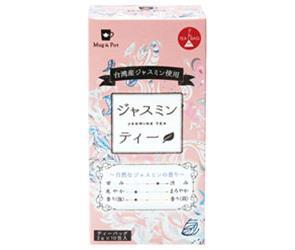 【送料無料】【2ケースセット】Tokyo Tea Trading Mug&Pot ジャスミンティー 2g×10P×12箱入×(2ケース) ※北海道・沖縄は別途送料が必要。