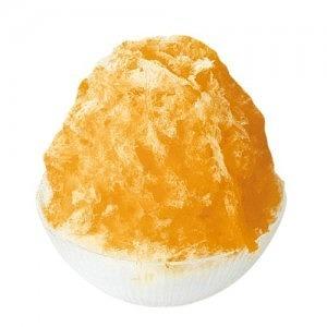 かき氷シロップの定番 はちみつ入りなので 味がなめらかで風味も良いです ハニー 送料無料限定セール中 氷みつ かき氷シロップ オレンジ 1.8L 1本 開店祝い