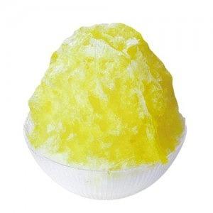 かき氷シロップの定番 激安セール 本物◆ はちみつ入りなので 味がなめらかで風味も良いです ハニー 氷みつ 1.8L 1本 かき氷シロップ バナナ