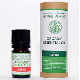ネロリ 3ml  エッセンシャルオイル / アロマオイル / 精油 ハイパープランツ 彩生舎(フローラル系の香り)全国送料無料