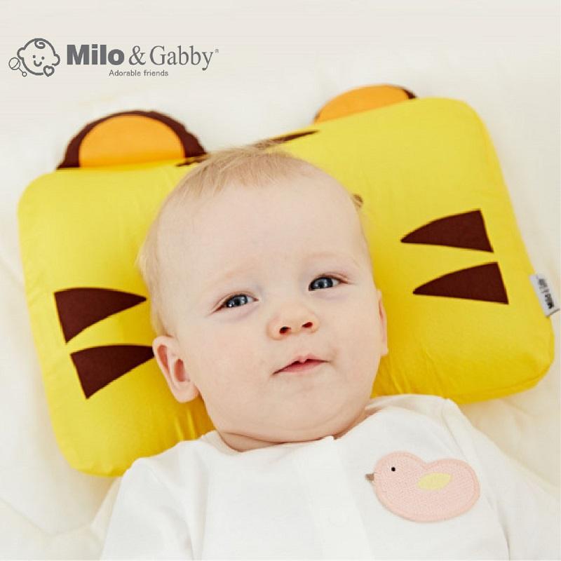 Milo & Gabby ベビー枕 TOM / ベビー枕 / ベビーまくら / 枕 / 出産祝い