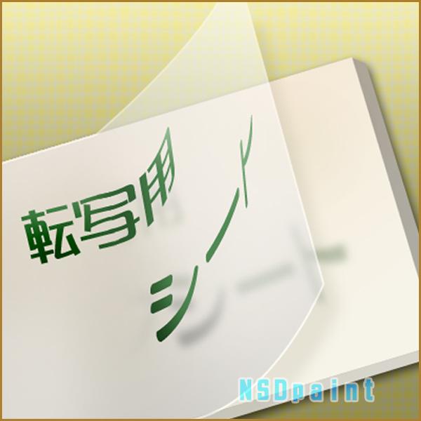 カッティングシート転写用アプリケーションシート 透明 海外 500mm幅×50M 強粘着フィルム 本物