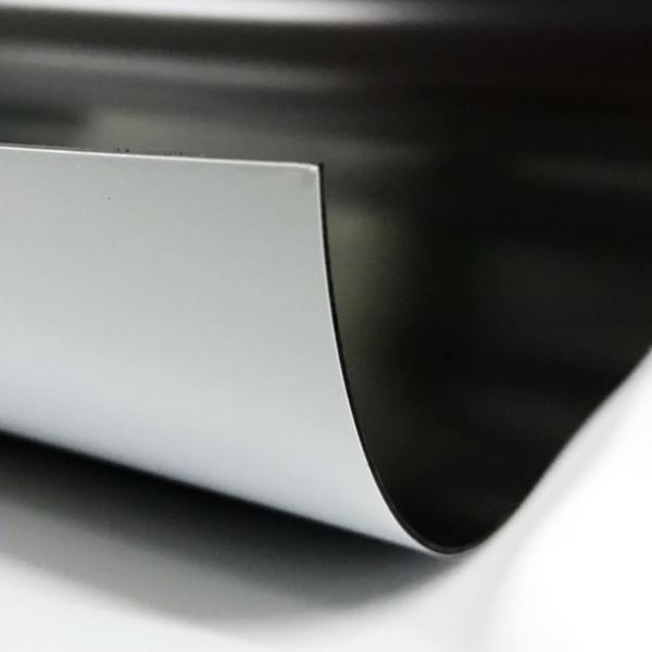 マグネットシート(白)マット 0.8mm厚 1020mm×10M巻文房具・事務用品など