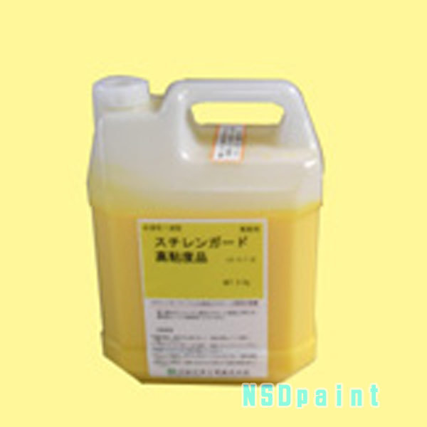 スチレンガード 高粘度品 4kgポリ缶【竹林化学工業】