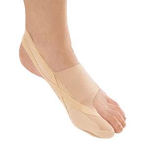 【在庫あり】外反母趾矯正サポーター【送料無料】 【靴も履けるんデス 2足組 2個】の通販