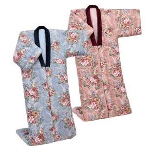 英国羊毛をたっぷり入れた昔ながらのかいまき布団 【送料無料】 袖付き布団 着る布団 かいまき布団 掻巻き布団 かいまきふとん