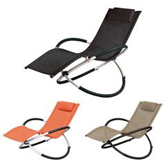 \ページ限定・マジッククロス付/ ロッキングチェア 折り畳み 【送料無料】【リングロッキングチェア】 折りたたみチェア リラックスチェア おしゃれな椅子