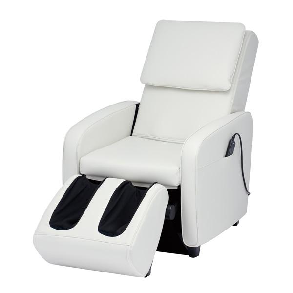 マッサージソファ 【送料無料・保証付】【スライヴ エスフィット マッサージチェア ホワイト CHD-7401-W】 スライブ sfit マッサージ椅子 マッサージチェアー