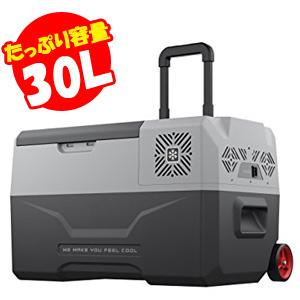クーラーボックス 大型 大容量 30L ■送料無料■【キャスター付冷凍クーラーBOX CX-30 10231】 キャスター付き 冷蔵庫 冷凍庫 クーラーバッグ 保冷庫